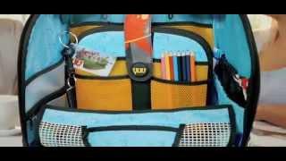Видео обзор английских детских рюкзаков YUU