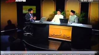 Where was the Promised Messiah prophecised to descend-persented by khalid Qadiani.flv