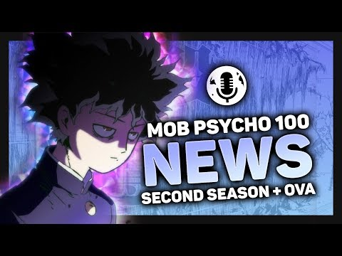 Mob Psycho 100 Second Season + Reigen OVA | Thoughts