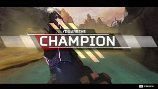 Apex Legends - Ranked in Team w/ TLH_Mike e CaptainClusterfk