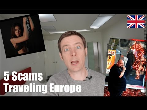 5 ways how to avoid travel scams in Europe | How to travel better