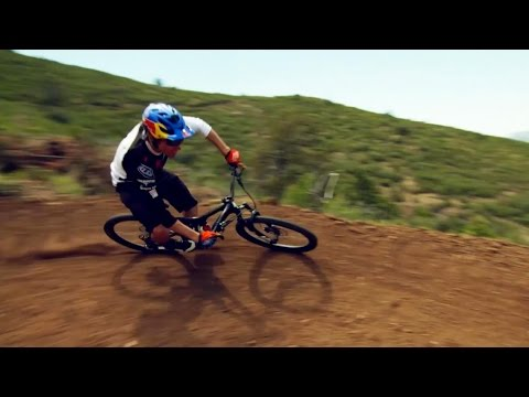 Curtis Keene Builds and Rides MTB Trails in Arizona