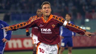 Why Francesco Totti Is One Of The Greatest Player Ever   HD  