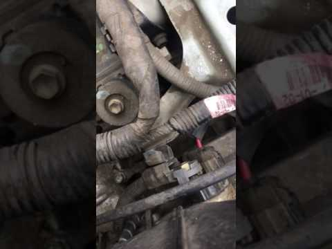 2005 scion tc starter replacement video # 1