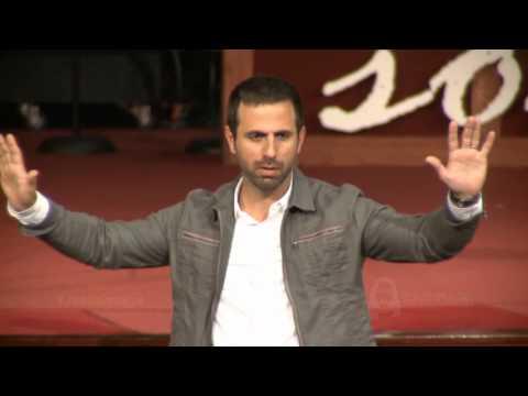 Michael Koulianos - Power of Holy Spirit Falls and Healing