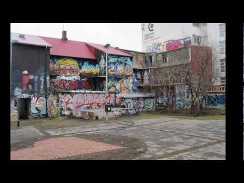 Reykjavík, Iceland - March 20 - 25, 2012 -The  Night Time Is The Right Time Video.wmv