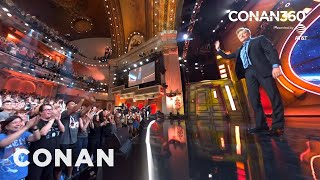 CONAN360°: Conan's #ConanCon Entrance