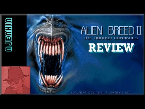 AMIGA : Alien Breed 2 : The Horror Continues - with Commentary !! |