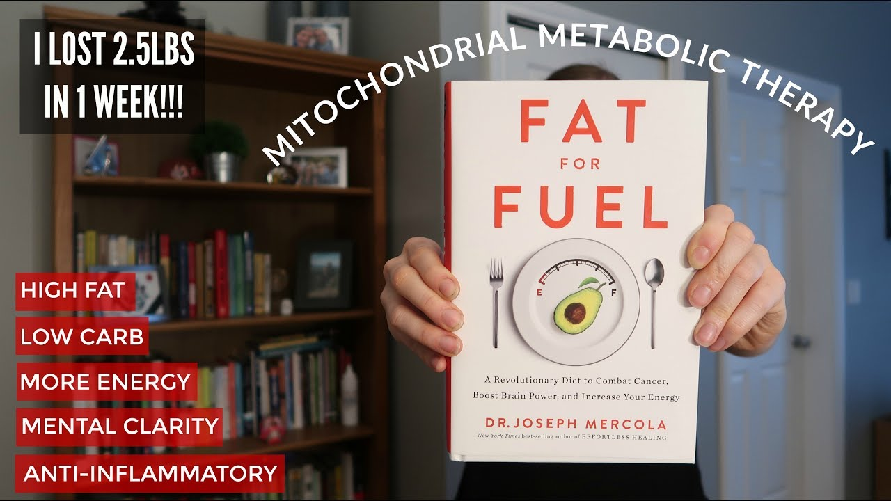 Fat for Fuel – by Joseph Mercola