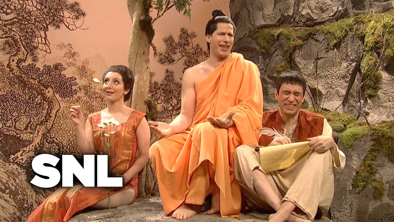 Rude Buddha - Saturday Night Live