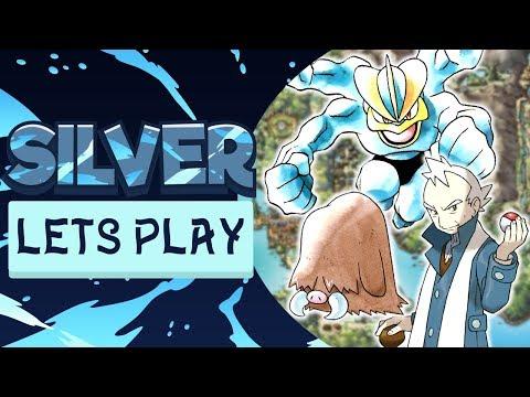 FINALLY A MACHAMP! Pokémon Silver Let's Play #12