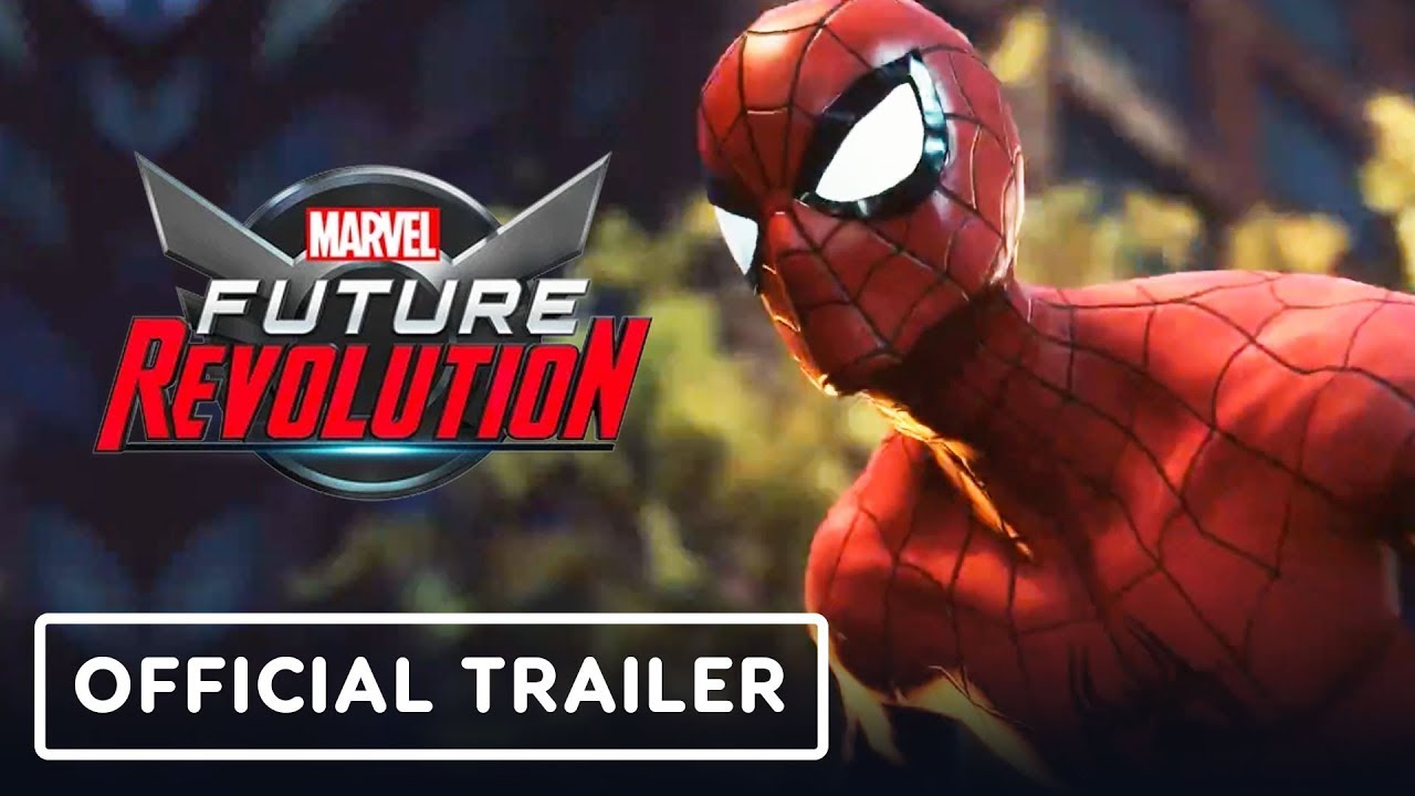 MARVEL Future Revolution - Official Teaser Trailer