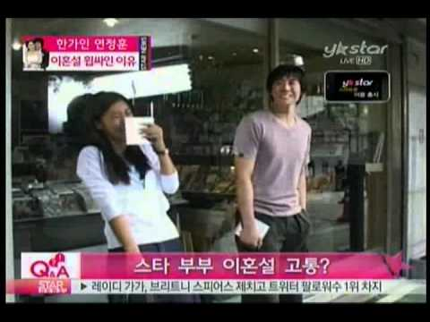[news] Han Ga-In Yeon Jung-hoon divorce, why?(한가인 연정훈 부부 이혼설, 왜?)