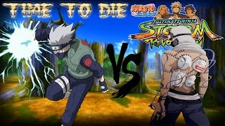 ★The Forest Of Death | Kakashi VS Immortal Kakuzu | Amazing Anime Mix Up ! 【Special Edit 】★
