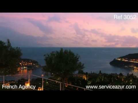 Luxury villa for rent in Beaulieu Cote d'Azur