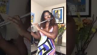 Althea Rene` performs Cover Song Maputo