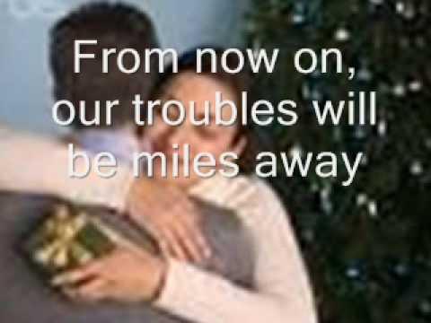 Christmas love song - with lyrics