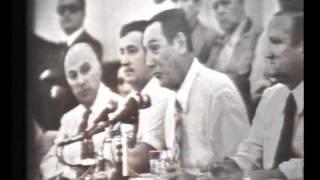Juan Domingo Perón desde la Sede Central de la CGT (1973)