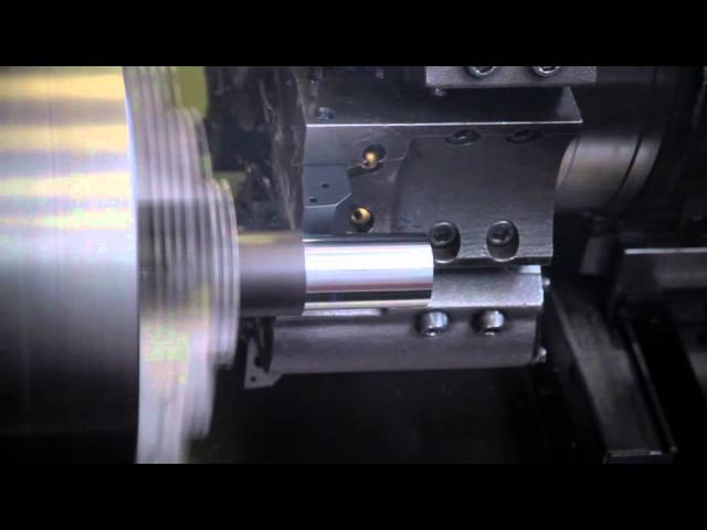 TURNING MACHINING WITH SAU TOOLS