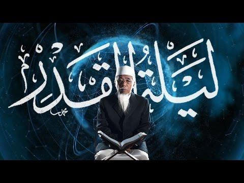 [Tazkirah Khas] Malam Lailatul Qadar oleh Ustaz Rasul Dahri