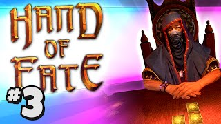 Duncan Plays: Hand Of Fate #3 - RATMEN