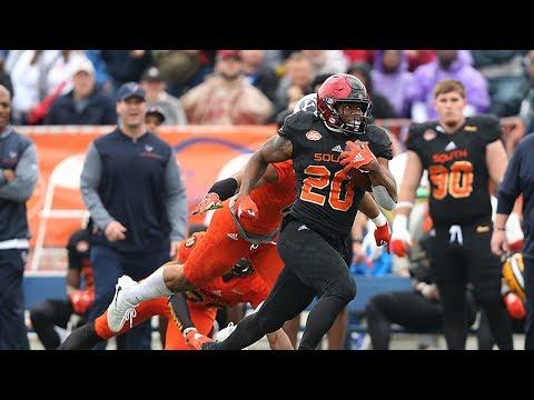 2018 College Football Reese's Senior Bowl Highlights | ᴴᴰ