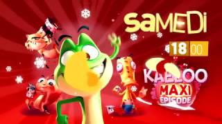 vuclip KAELOO MAXI EPISODE Spécial Noel - samedi 31 décembre sur TELETOON+