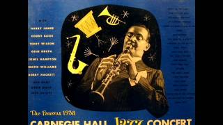 Honeysuckle Rose by Benny Goodman from Live At Carnegie Hall 1938 Concert on Columbia.