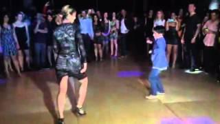 TANJA LA ALEMANA THE GOODNESS OF BACHATA DANCE RENO NEVADA thumbnail