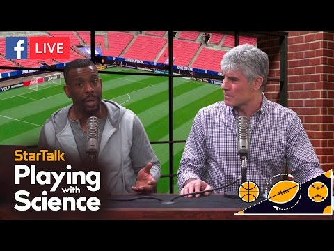 Physics of Soccer - Playing with Science Live