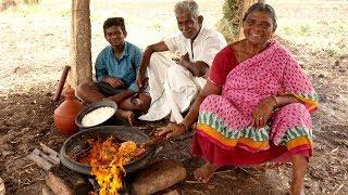 village style Egg Curry | Prepared By My Grandpa and Grandma | |కోడిగుడ్డు టమాటో కర్రీ |