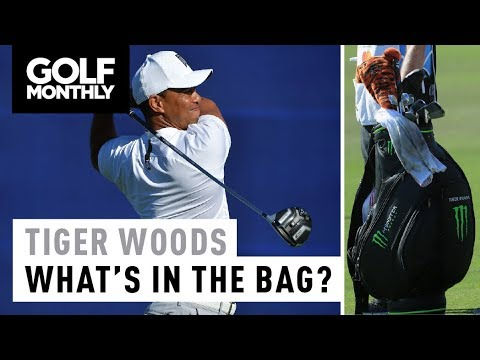 Tiger Woods I 2018 What's In The Bag I Golf Monthly
