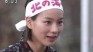 能年玲奈 バックからあまちゃんの撮影 http://acesse.holy.jp/ バレンタ...