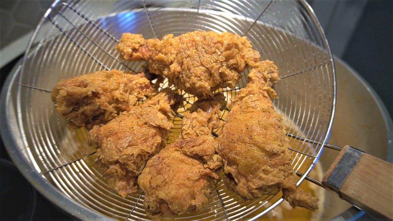 Quang Tran Fried Chicken Youtube