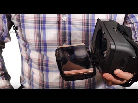3 года VR для смартфона. Обзор на примере очков Homido V2