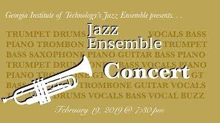 Georgia Tech Jazz Ensemble Concert