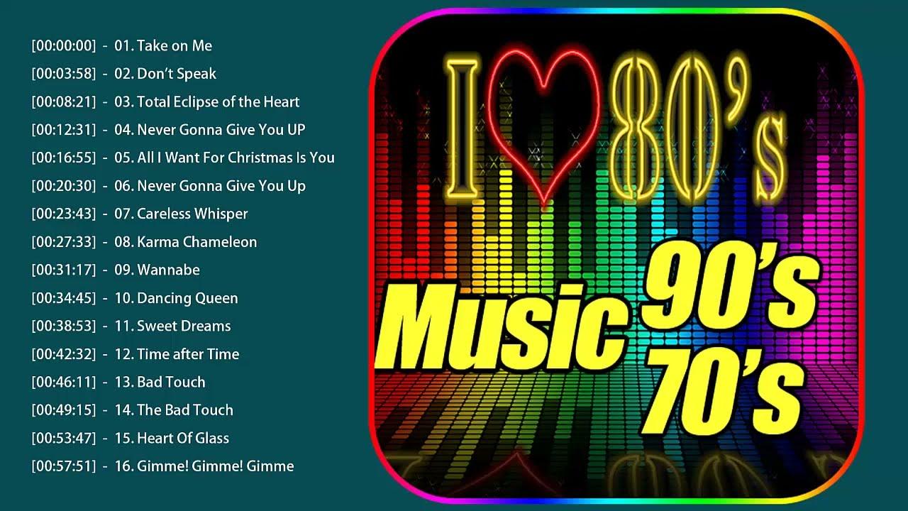 Las Mejores Canciones De Los 70 80 90 En Ingles Baladas Romanticas De Los 70 80 90 Exitos Youtube