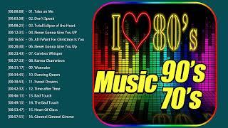 Escuchar musica ingles 70 80 90