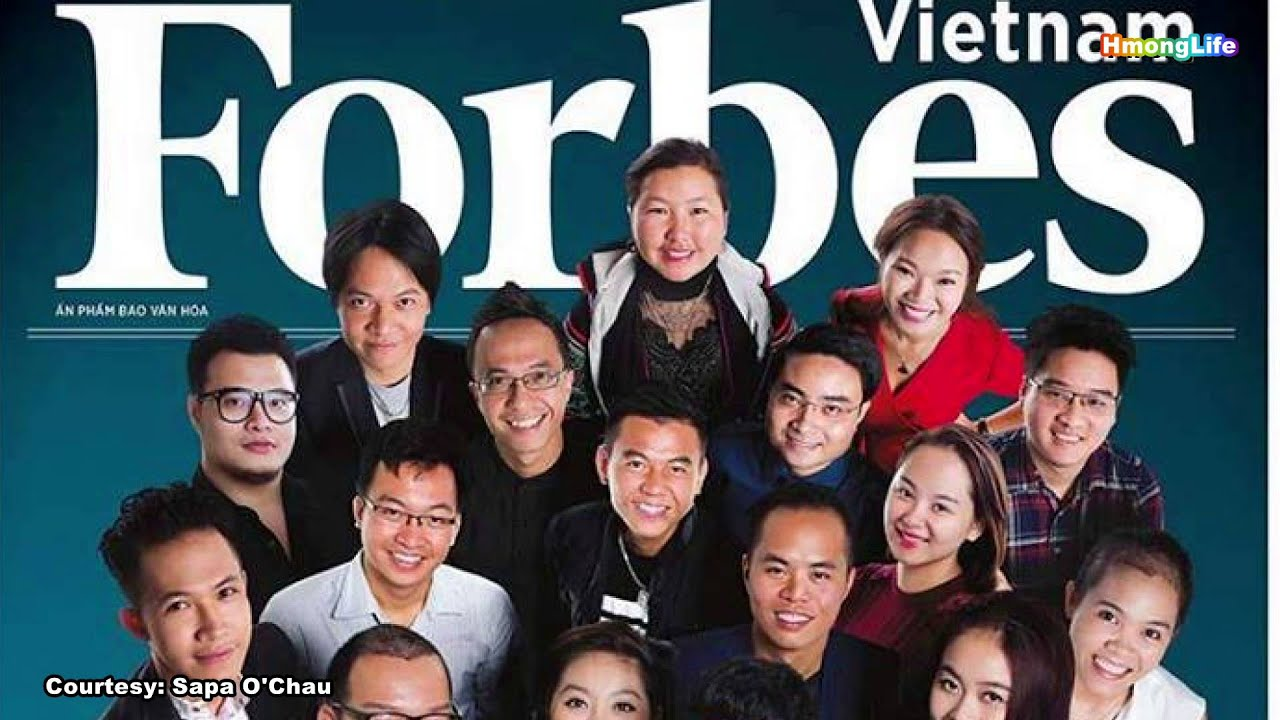HMONGLIFE: Meet Shu Tan, Sapa O'Chau, Forbes Vietnam 30 under 30 of 2016