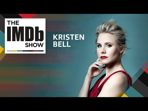 "Kristen Bell Talks ""The Good Place,"" Sugar Shakes, and Butt Spiders"