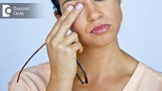How to manage excess eye blinking? - Dr. Samina F Zamindar