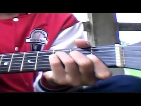 Tutorial Kunci Gitar Samsons Di Ujung Jalan
