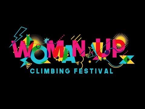 The Women Behind Woman Up Climbing Festival