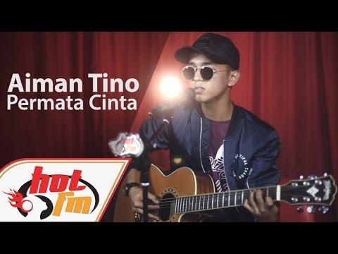 AIMAN TINO - PERMATA CINTA (LIVE) - Akustik Hot - #HotTV