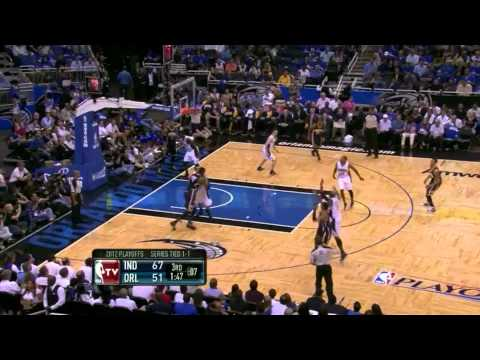Danny Granger 26 points vs Orlando Magic full highlights round 1 game 3 NBA Playoffs 2012.05.02