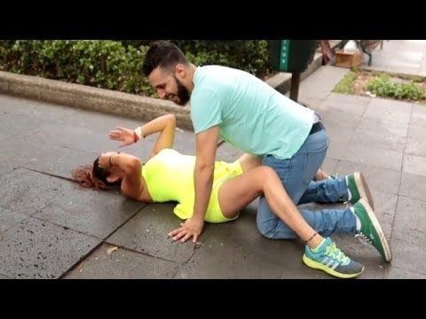 сексуальное встретил девушку познакомился выебал на улице непредсказуемое можно что