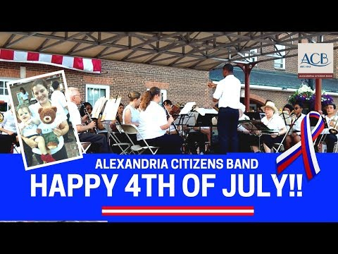 1812 Overture Finale   Tchaikovsky   Alexandria Citizens Band