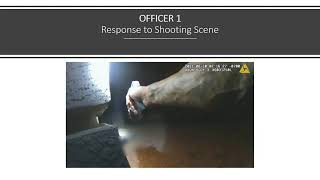 Arizona police video shows officers tackle, chase and shoot at armed man at least 12 times