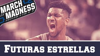 MARCH MADNESS: jugadores a seguir DRAFT NBA 2018