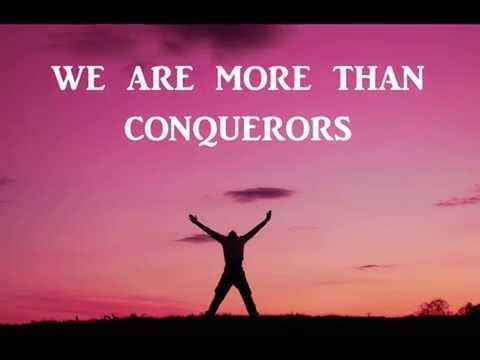 Steven Curtis Chapman - More Than Conquerors live (lyrics)